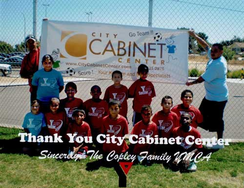 City Cabinet Soccer Team
